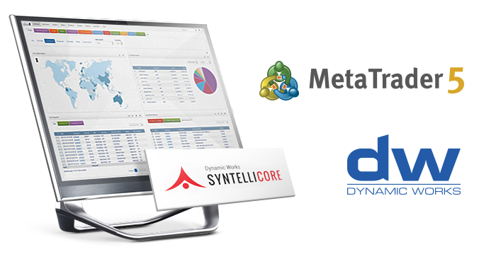 Dynamic Works releases a CRM for MetaTrader 5 brokers