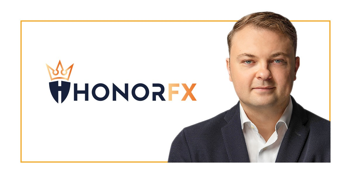 Andrew Ishchuk, CEO of HonorFX