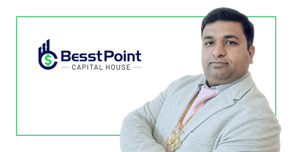 Mr Santoshkumar Gaikwad, Besst Point Capital House