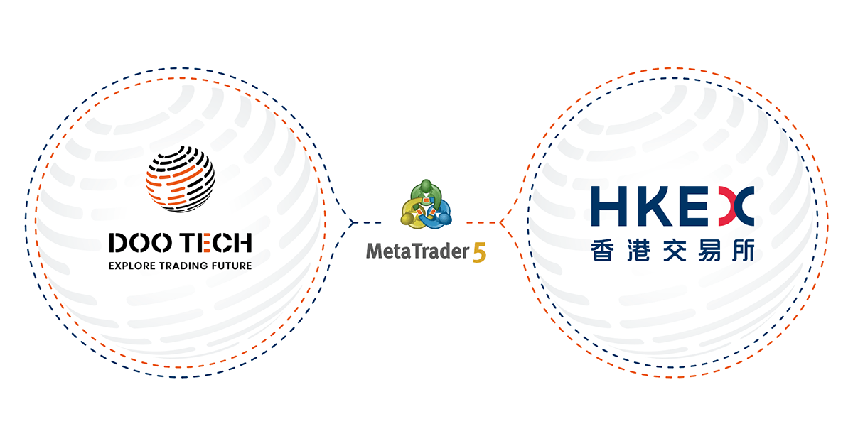 Doo Tech introduces MetaTrader 5 bridge connection to HKEX