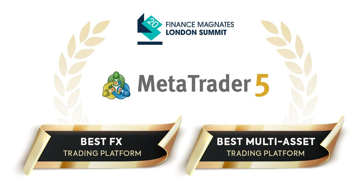 MetaTrader 5 wins Best Multi-Asset Trading Platform and Best FX Trading Platform at Finance Magnates Awards 2020
