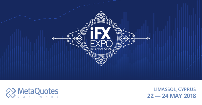 The premiere at the iFX Expo International 2018: a fully upgraded back office for MetaTrader 5