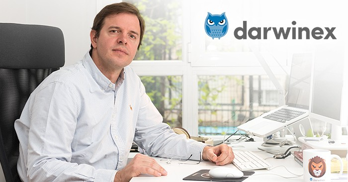 Mr Juan Colón, CEO of Darwinex