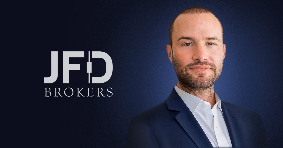 Lars Gottwik先生,JFD Brokers