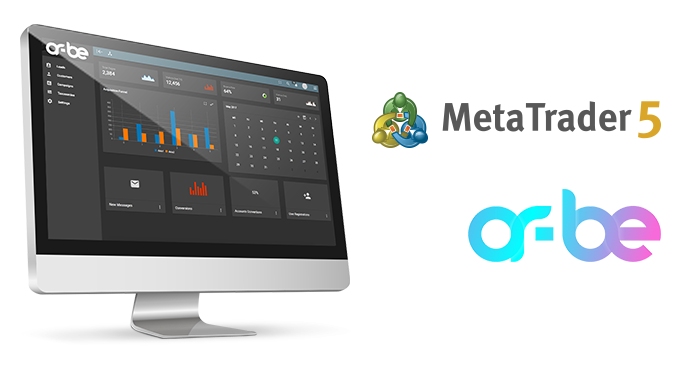 Or-be integrate their Broker CRM with MetaTrader 5