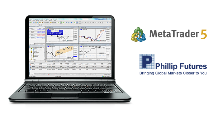 Phillip Futures becomes the first broker in Singapore to offer MetaTrader 5