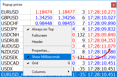 MetaTrader 5 Build 1730: projects in MetaEditor and