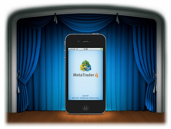 MetaTrader 4 iPhone - A New Mobile Trading Platform
