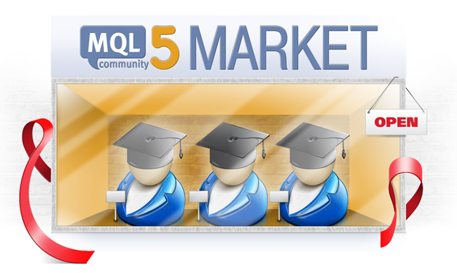A Market of MQL5 Programs