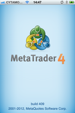 MetaTrader 4 for iPhone Coming Very Soon