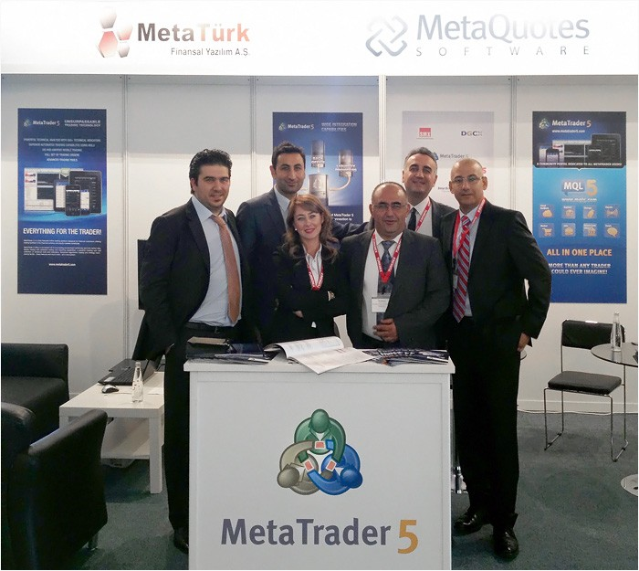 MetaQuotes Software Corp. at Second Turkish Derivatives Conference