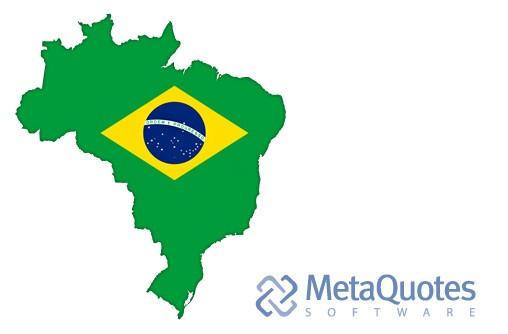 MetaQuotes Software Corp. открывает свое представительство в Бразилии
