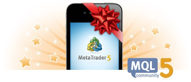 The Most Active MQL5.community Members Have Been Awarded iPhones!