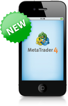 MetaTrader 4 for iPhone Updated
