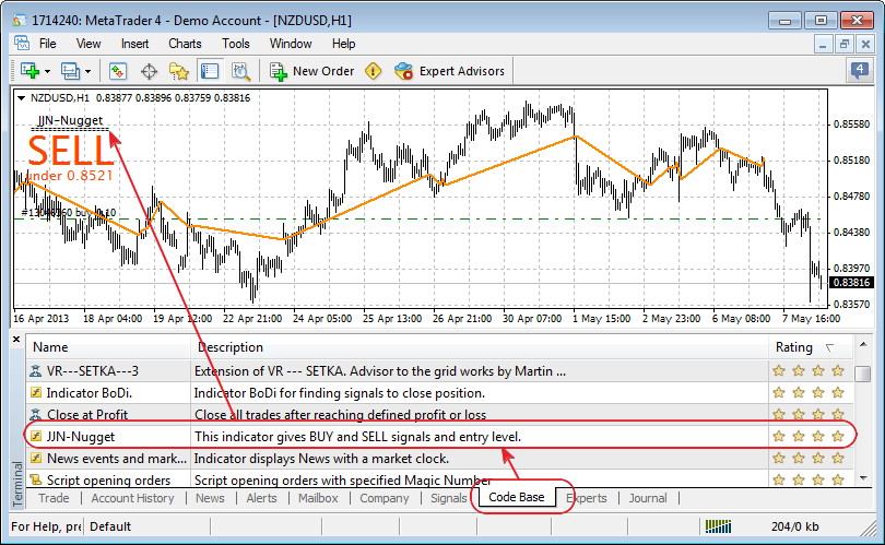 What's new in MetaTrader 4 - Page 3