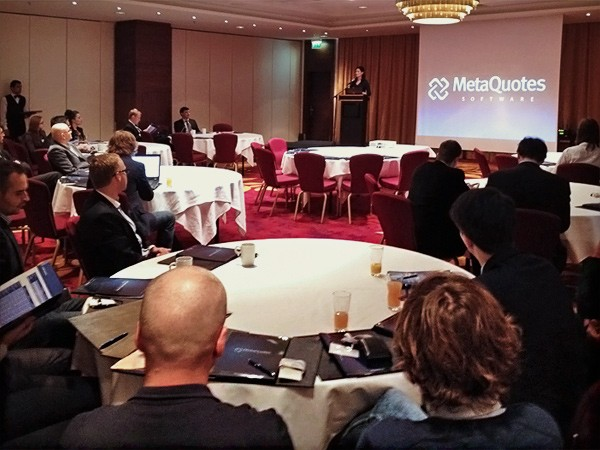 Seminar on the Advantages of MetaTrader 5 and MetaTrader 5 Gateway to WSE Successfully Held in Warsaw