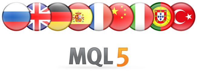 MQL5 Reference Is Now Available in Nine Languages Including Turkish!