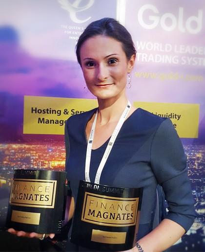 Marzena Xanthou, MetaQuotes Representative