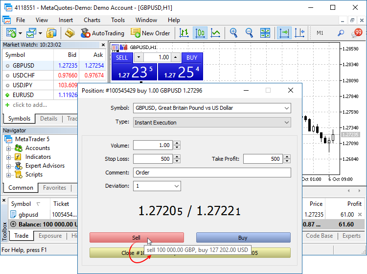 MetaTrader 5 Build 1455: Libraries of mathematical functions in MQL5 - Release Notes