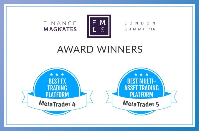 2016 Finance Magnate London Summit Awards