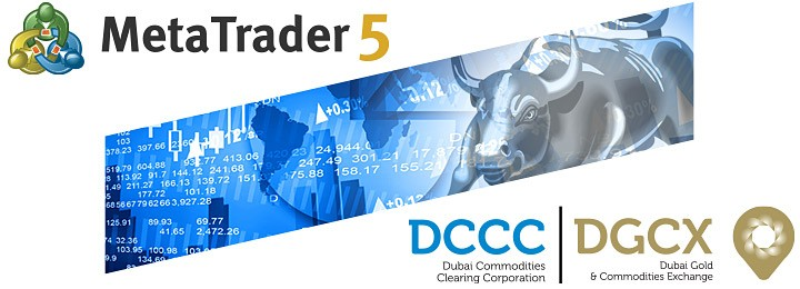 MetaTrader 5 on DGCX