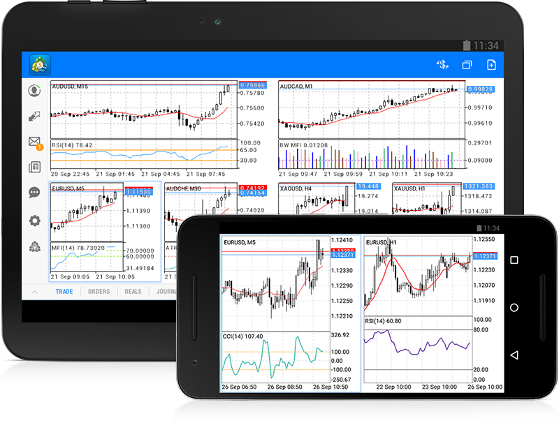 MetaTrader 5 Android build 1372