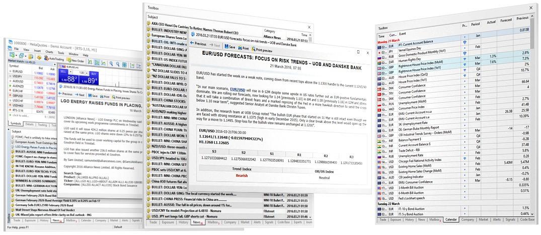 MetaTrader 5 Multi-Asset Trading Platform