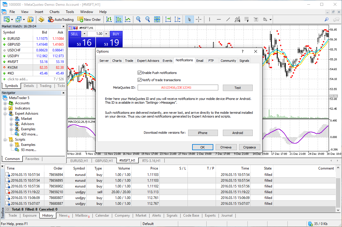 Metatrader 5 strategy tester download euro
